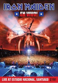 Cover Iron Maiden - En vivo! Live At Estadio Nacional, Santiago [DVD]